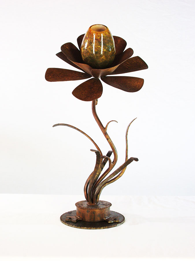 Flower Sculpture